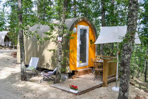 Glamping accomodations for couples