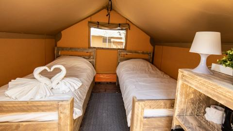 Junior Safari Tent - indoor